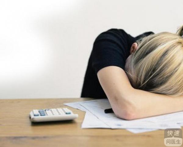 心理压力可导致白癜风发病或加重